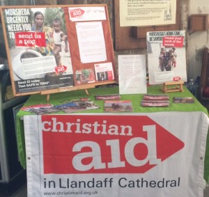 Christian Aid Table