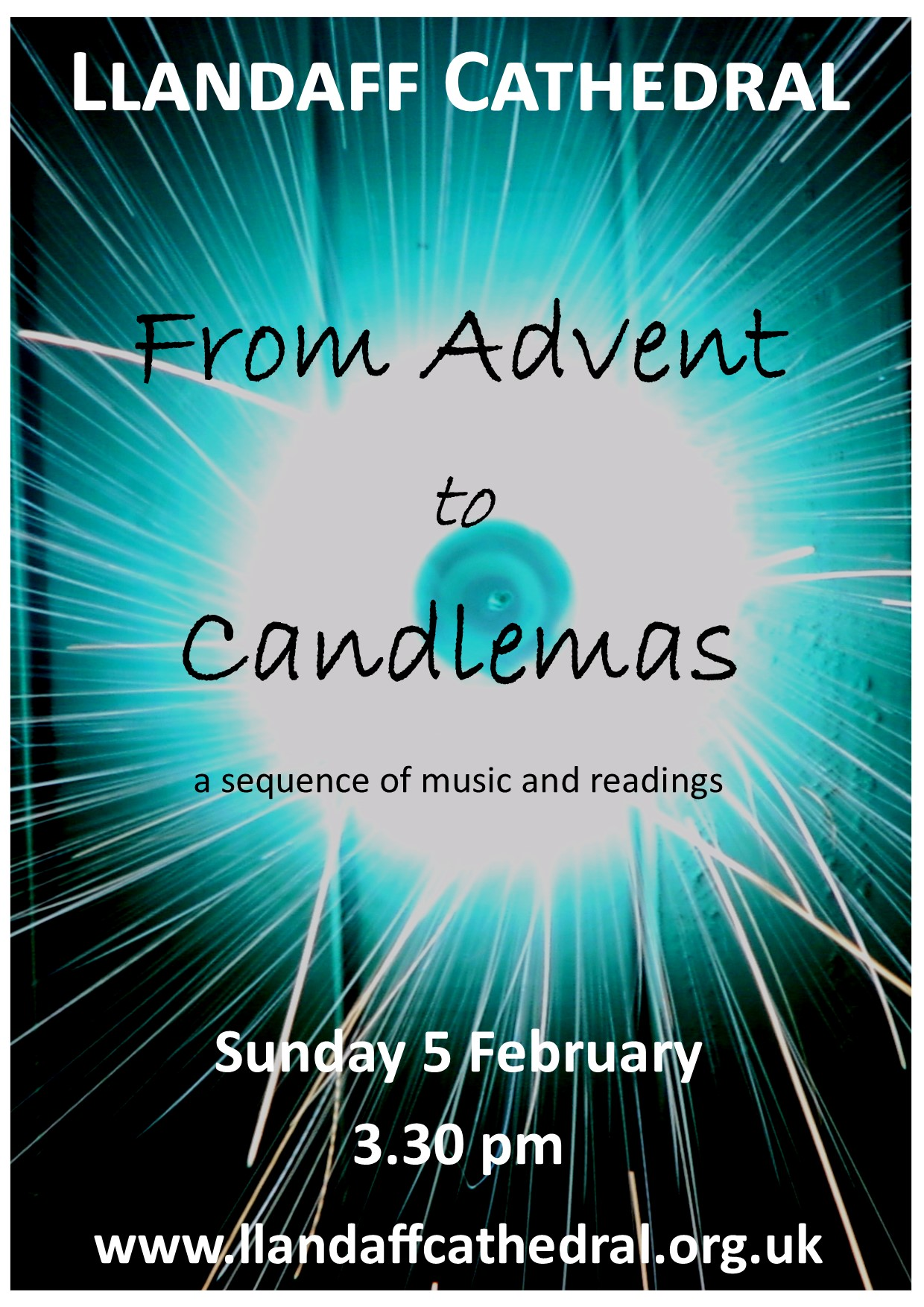 Advent to Candlemas Poster 2017