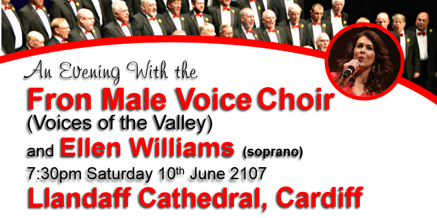 Fron Male Voice Choir 100617