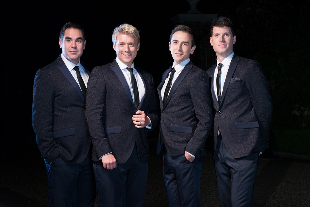 G4 photo shoot in Totteridge Lane, London on May 26, 2015. Photo: Arnaud Stephenson