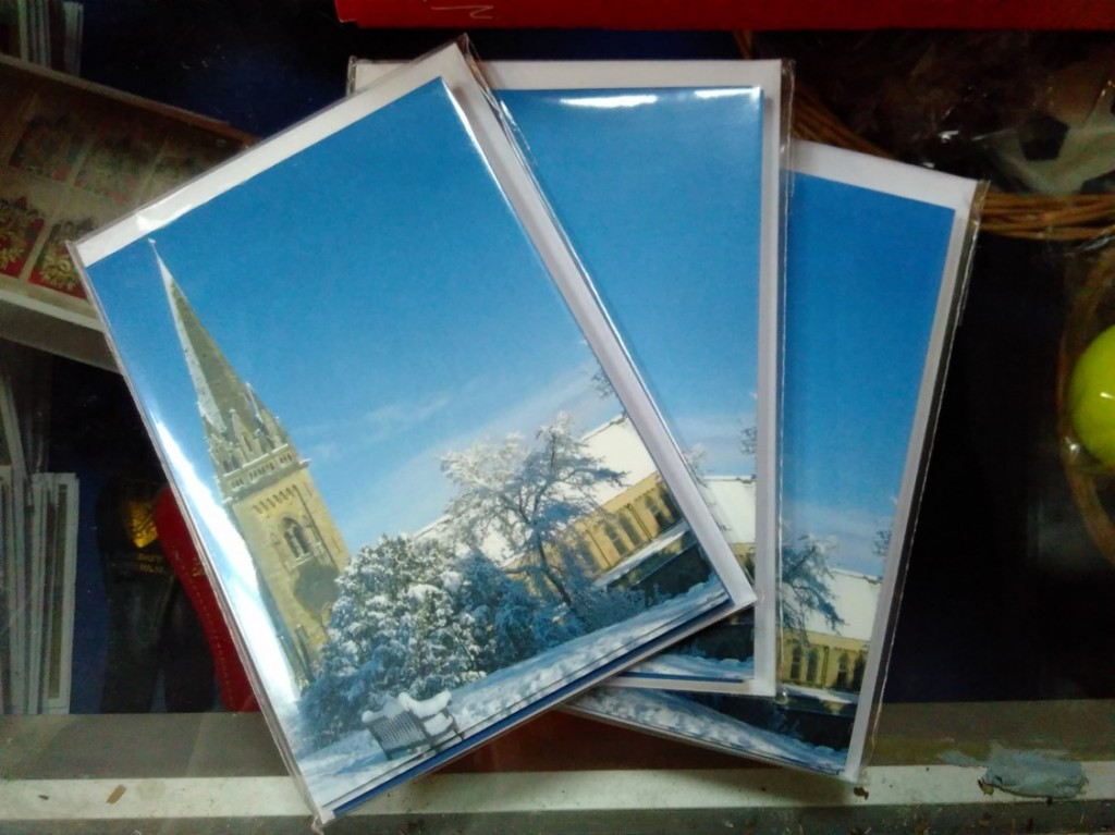 Shop Christmas cards 3 landscape