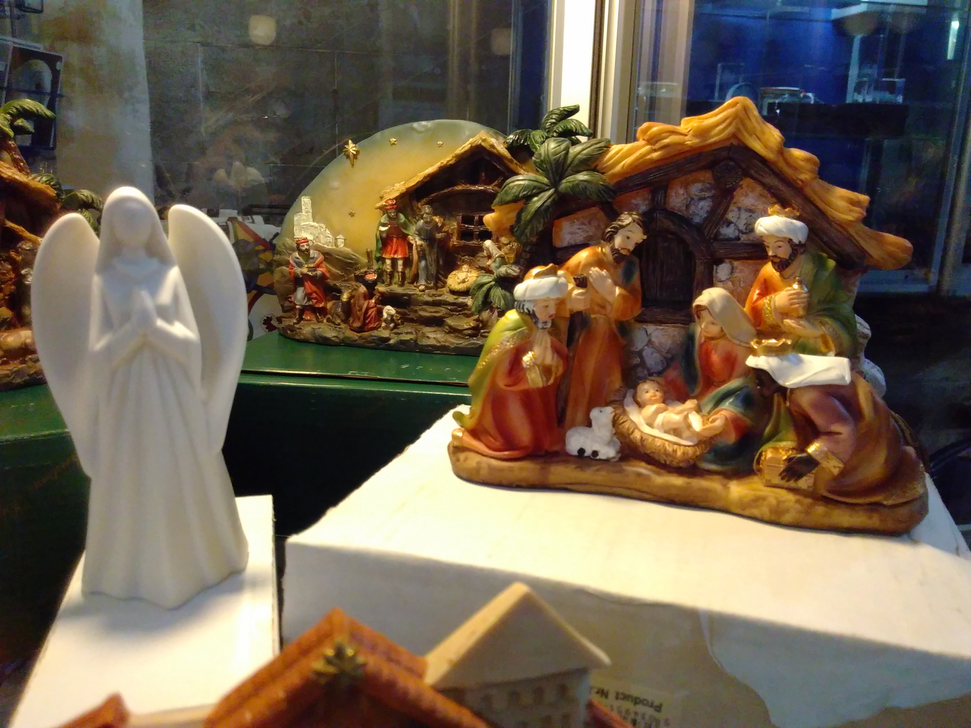 Christmas at the Cathedral Shop