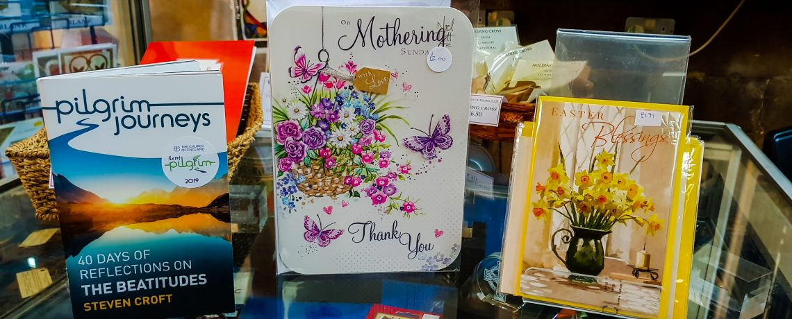 Easter & Mothering Sunday at the Cathedral Shop
