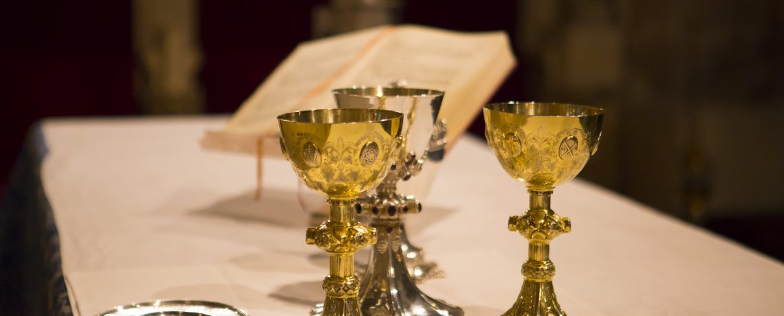 Weekday Eucharists in the Cathedral