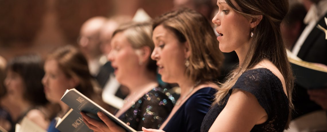 The Sixteen's Choral Pilgrimage 2019