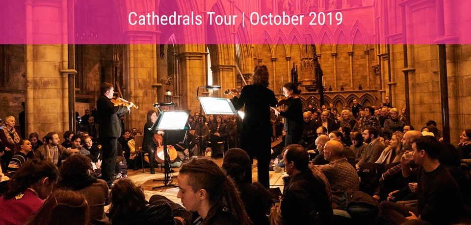 The Fruit of Silence: City of London Sinfonia Cathedrals Tour