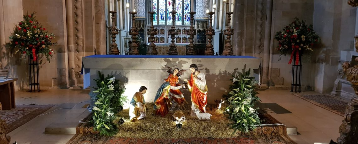 Christmas Services in the Cathedral