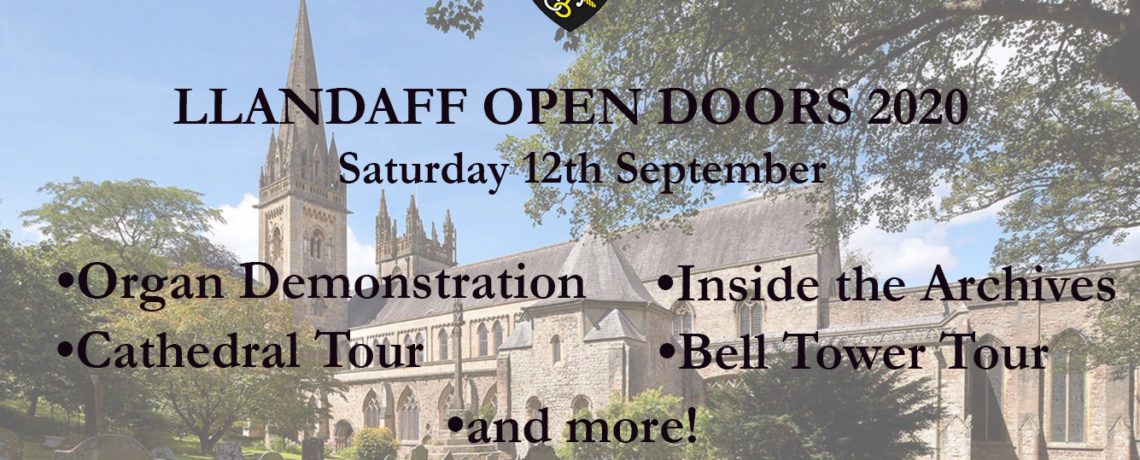 Watch Llandaff Open Doors 2020